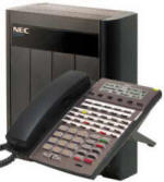 New NEC DSX Phone System